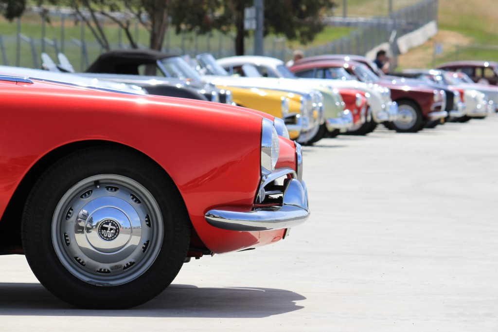 The California Mille revs up